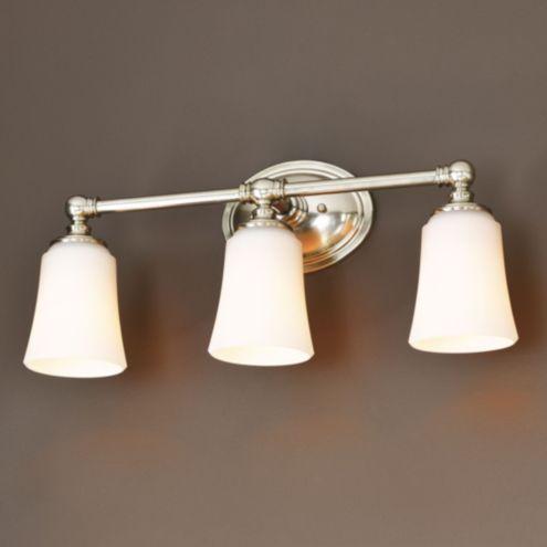 Emma 3 Light Vanity Sconce Ballard Designs