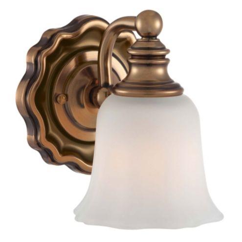 Rebecca 1 Light Vanity Sconce Ballard Designs