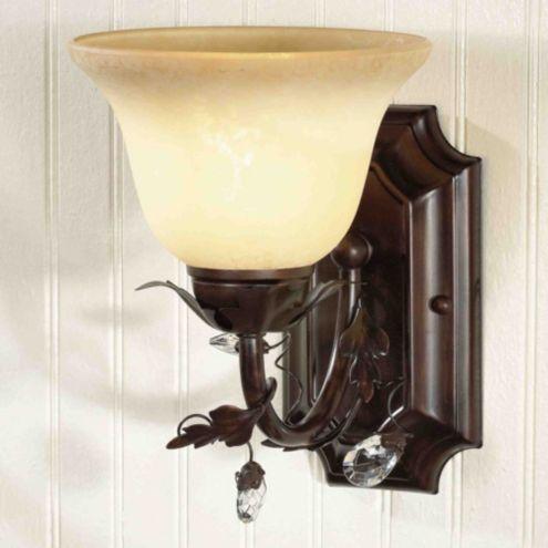 Claire 1 Light Vanity Ballard Designs