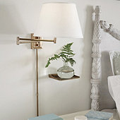 Grant Swing Arm Sconce