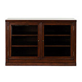 Tuscan Media Console - Tuscan Brown