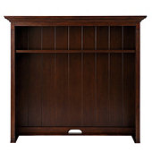 Tuscan Media Hutch - Tuscan Brown