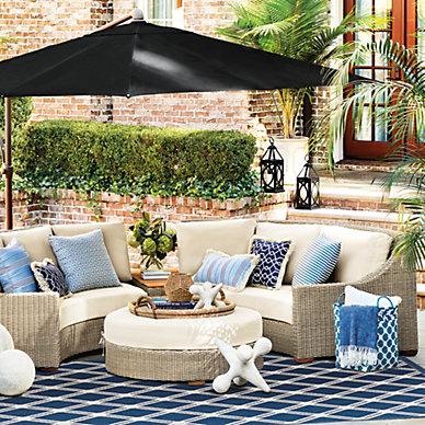 Outdoor Decor - Outside Table Decor & Accessories   Ballard Designs