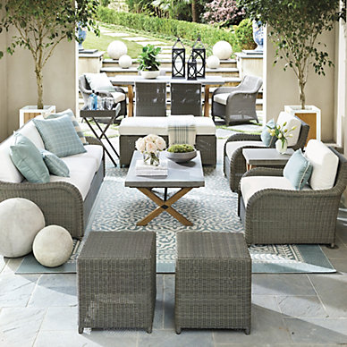 Phenomenal Outdoor Decor Outside Table Decor Accessories Ballard Download Free Architecture Designs Aeocymadebymaigaardcom