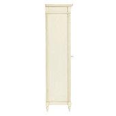Casa Florentina Brandisi Armoire with Mirrored Door - Custom
