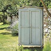 Casa Florentina Josephina Bonnet Top Armoire - Custom