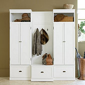 Owen Entryway Cabinet & Bench