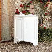 Casa Florentina Paola Corner Cabinet - Custom
