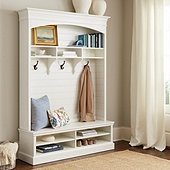 Crawford Shiplap Entry Cabinet