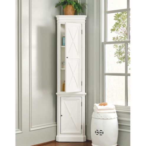 Frisco Tall Storage Cabinet