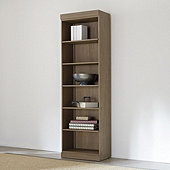 Jasper Modular Bookcase - Open Shelves