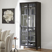Blake Glass Door Cabinet