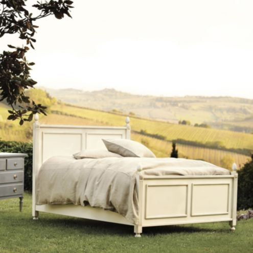 Casa Florentina Louis XVI Panel Bed - Custom
