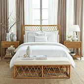 Suzanne Kasler Southport Rattan Bed