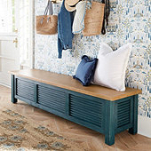 Fenton Storage Bench