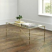 Suzanne Kasler Dorset Bamboo Coffee Table