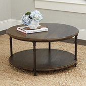 Toulouse Round Coffee Table