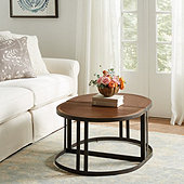 Alex Half Round Coffee Table