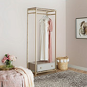 Avery Closet - Long Hanging