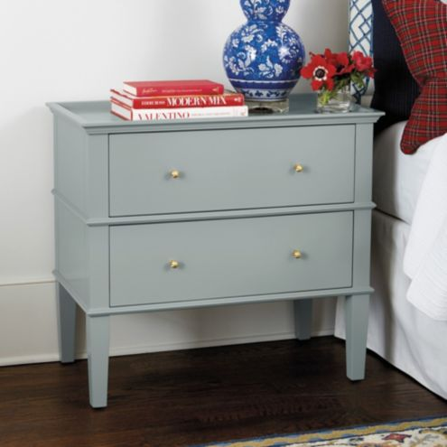 Grace 2-Drawer Side Table