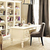 Distressed Home Office Furniture