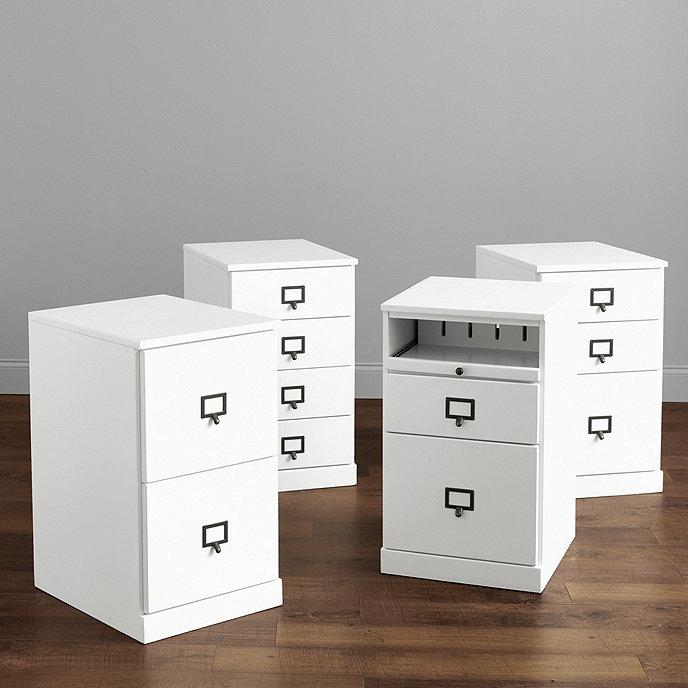 Original Home Office 2 Drawer File Cabinet