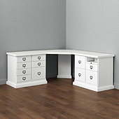 Original Home Office™ Corner Desk Group - Large