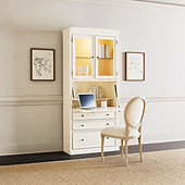 Tuscan Secretary Desk