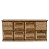 Sommerville 4-Cabinet Credenza