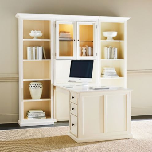 Tuscan Desk Return Office Group - Small