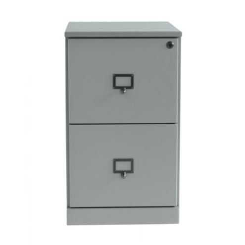 2-Drawer Locking File Cabinet
