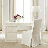 Suzanne Kasler Geneva Desk & Cabinets