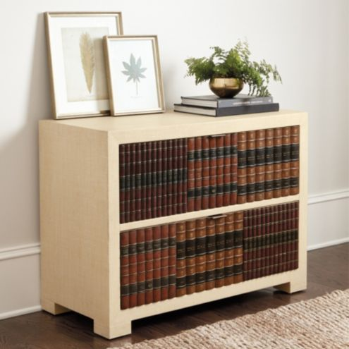 Miles Redd Illusion File Cabinet