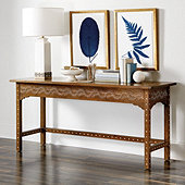 Carin Bone Inlay Console