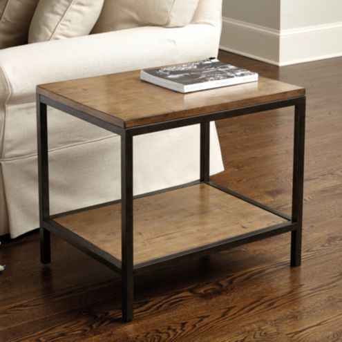 Durham Rectangle End Table
