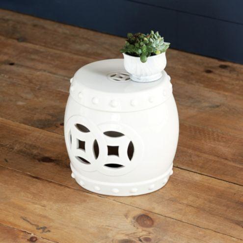 Awesome Petite Classic Garden Stool Inzonedesignstudio Interior Chair Design Inzonedesignstudiocom
