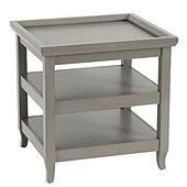 Morgan Side Table - Gray