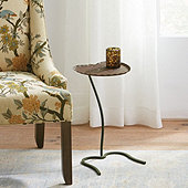 Bunny Williams Selden Leaf Side Table