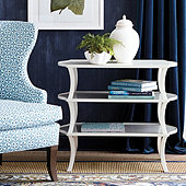 June Curvy Side Table