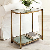 Kendall Rectangle Side Table
