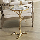 Aviary Accent Table