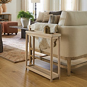 Reed Side Table