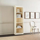 Tuscan Left Bookcase