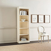 Tuscan Flush Bookcase