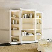 Tuscan 3-Piece Bookcase Set