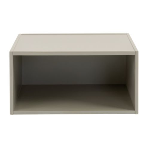 Abbeville Open Stacking Shelves Cabinet