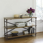 Toulouse Low Bookcase