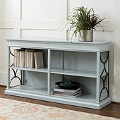 Alden Low Bookcase