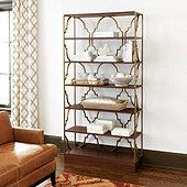 Jolene Tall Bookcase