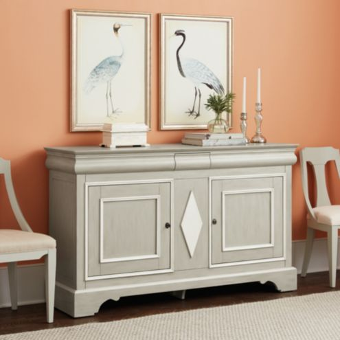 Bunny Williams Madeleine Console Cabinet